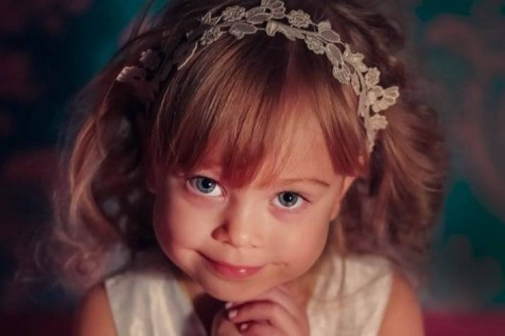Children's Baby Girl Nicely Childhood Children