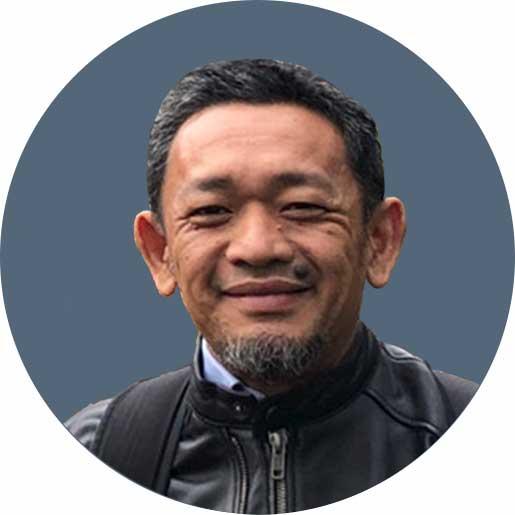 Muhd Iskandar, CPP, PSP