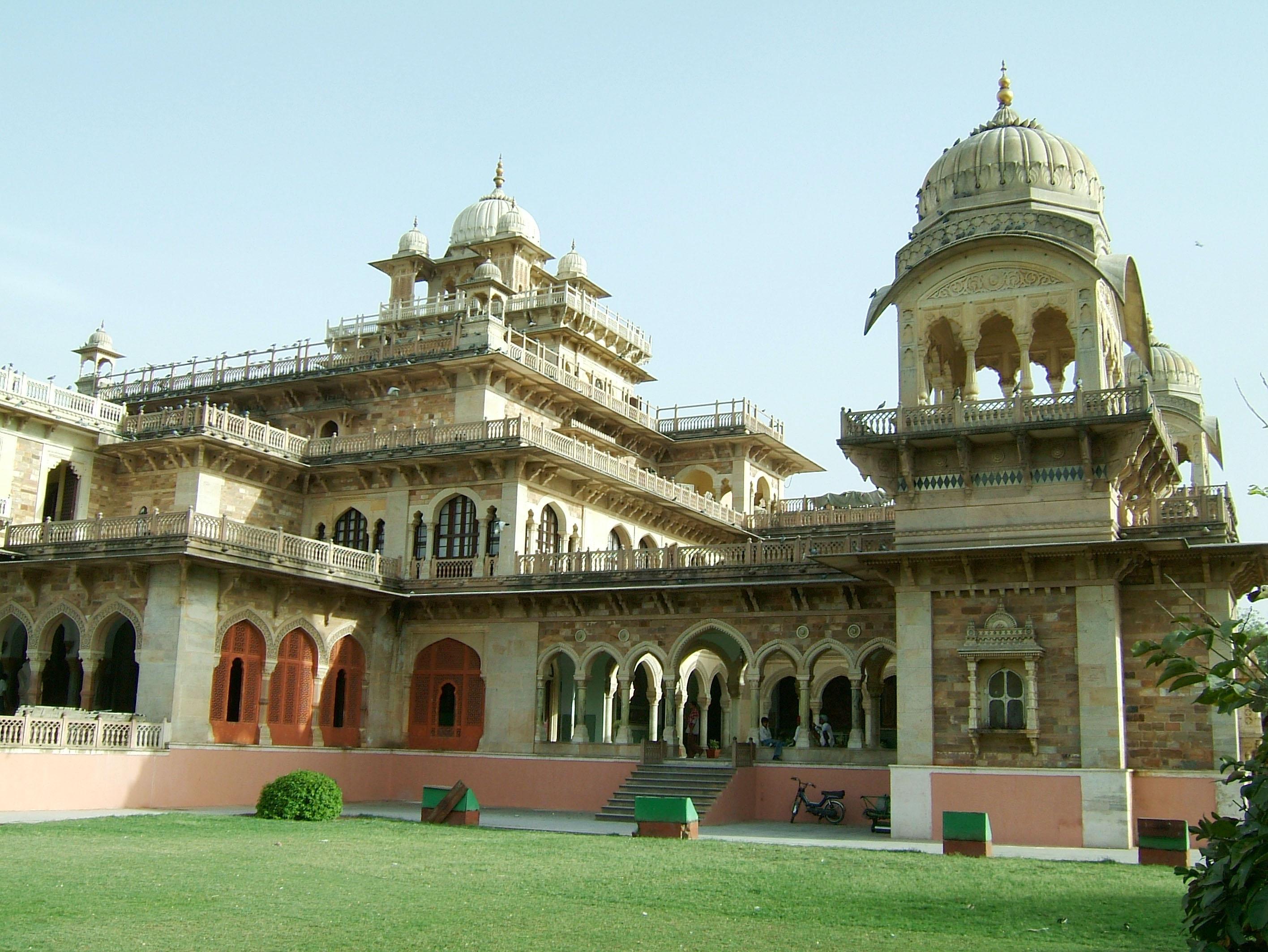 Asisbiz Travel Photo Alblum Of Nahargarh Fort Jaipur