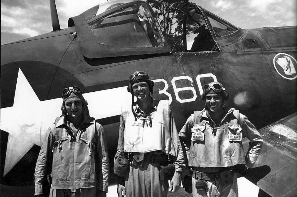 Charles World War 2 Lindbergh Flying