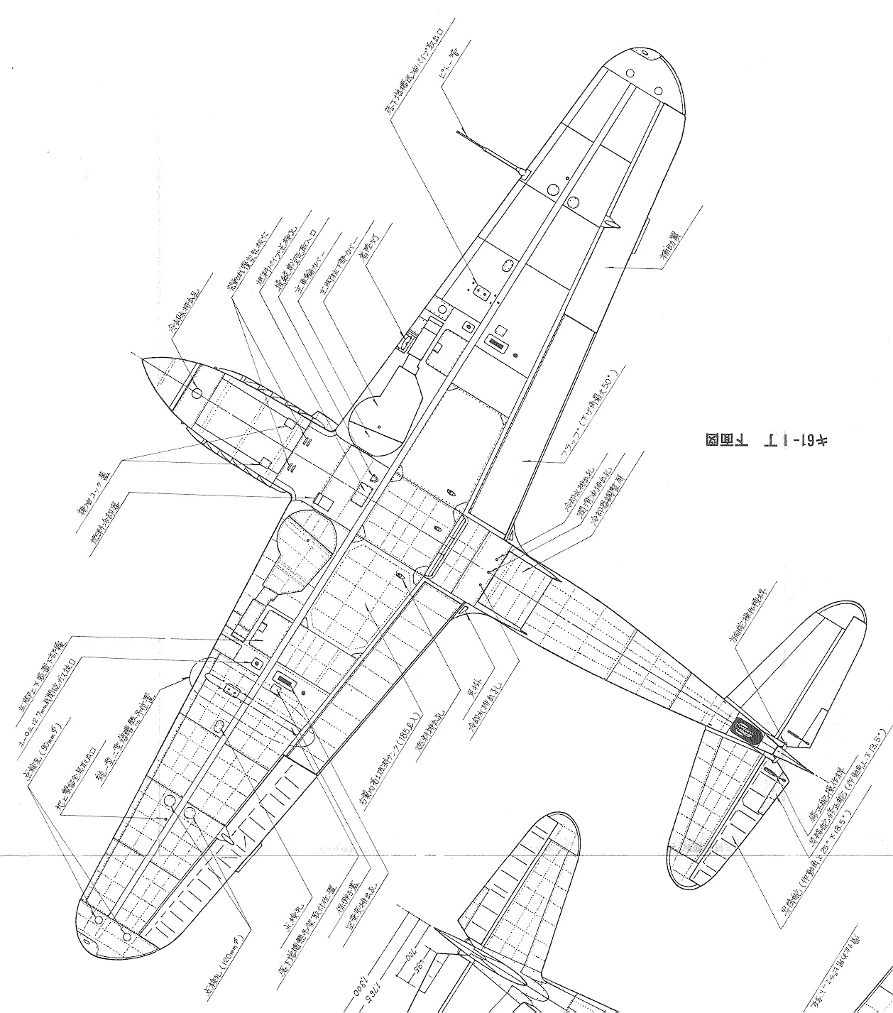Asisbiz Art Profile Blueprints And Technical Drawings Of