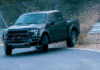 Ford Lobo Raptor hace drifting en Nürburgring (Video)