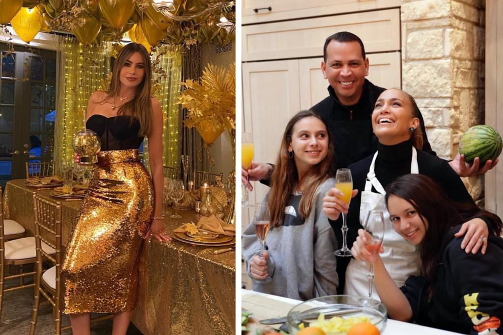 Τι ανέβασαν στο Instagram οι διάσημοι την Ημέρα των Ευχαριστιών