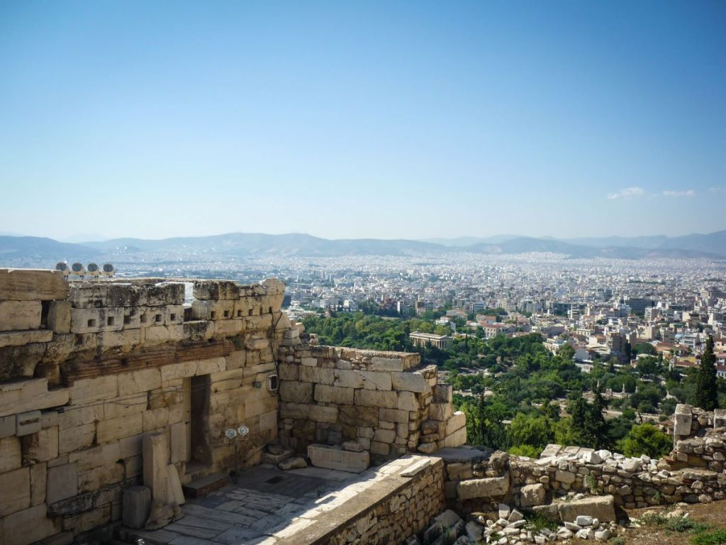 Η Αθήνα θα πρωταγωνιστήσει στα ταξίδια του 2020