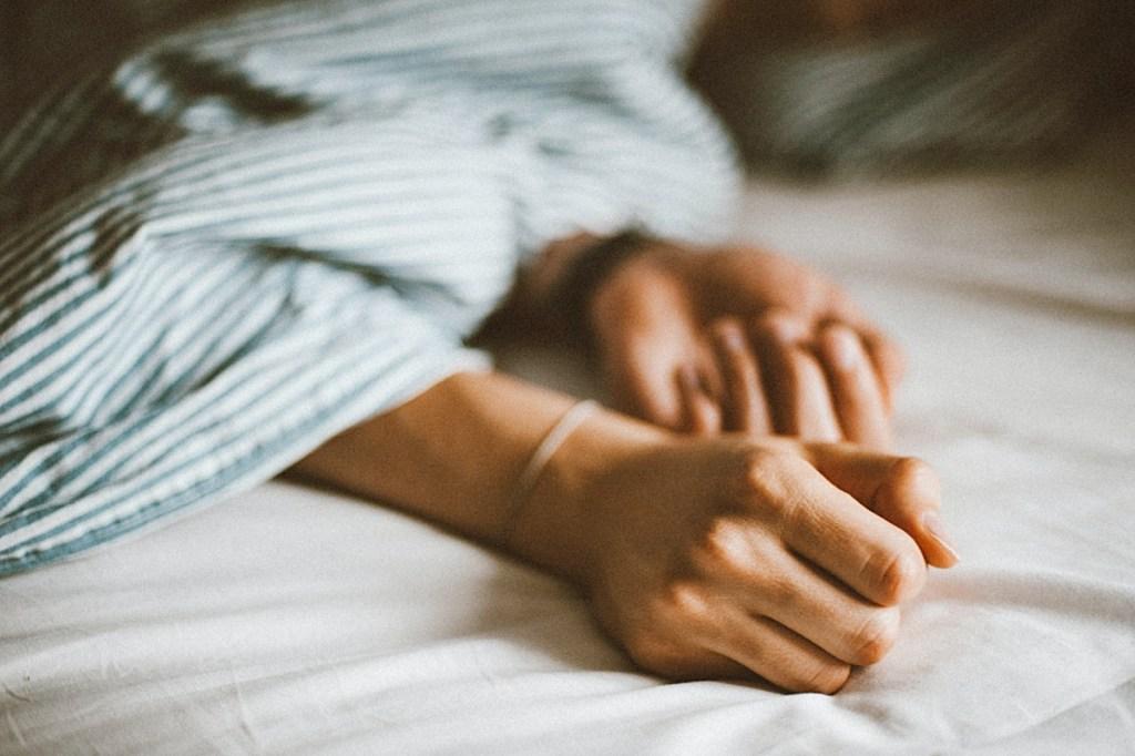 Τι συμβαίνει όταν ένα ζευγάρι κοιμάται μαζί κάθε βράδυ