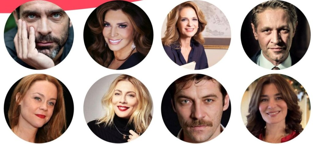 Οκτώ ξεχωριστοί ηθοποιοί στο πλευρό του «Ελίζα»