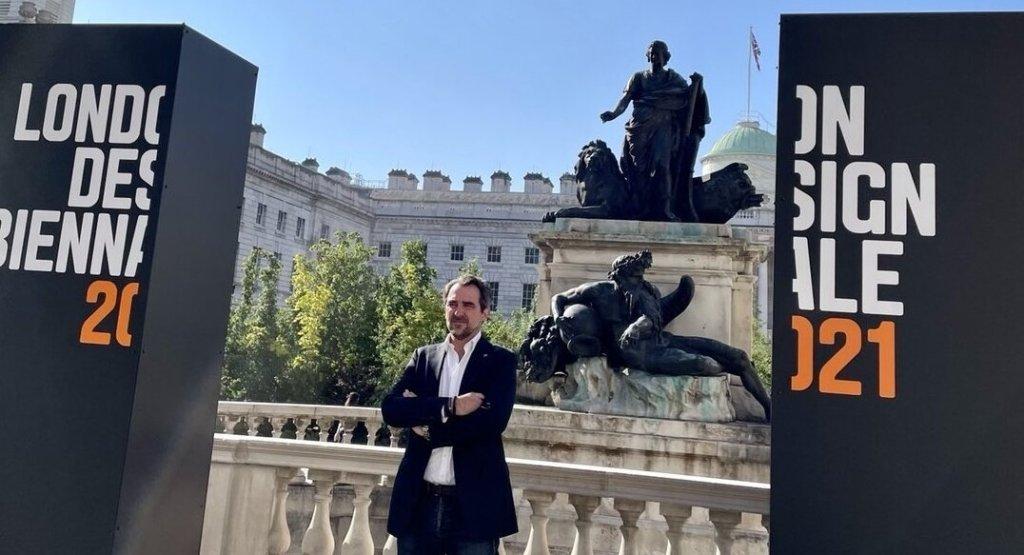 Ο Πρίγκιπας Νικόλαος εκπροσωπεί την Ελλάδα στην Design Biennale του Λονδίνου