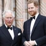 El príncipe Carlos encontró una buena excusa para reunirse con su hijo, le príncipe Harry