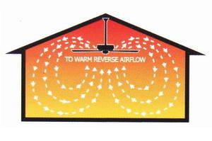 ceiling fan winter diagram