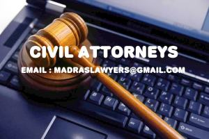 Best Civil Lawyers in Chennai