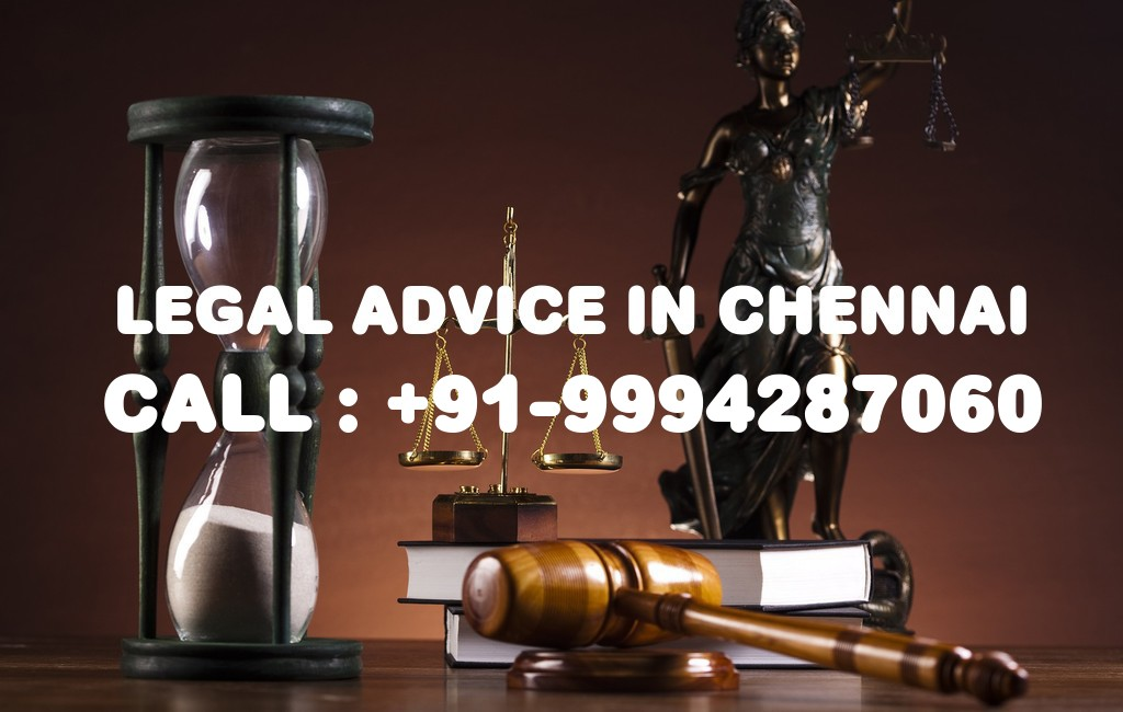 Best Legal Advice in Chennai