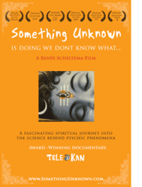 Something Unknown DVD Cover