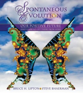Cover of Spontaneous Evolution