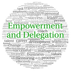 Empowerment and Delegation