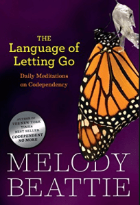 Language of Letting Go bookcover