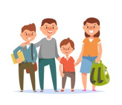 Career, Family, and Education