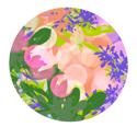 Floral Bullet 2