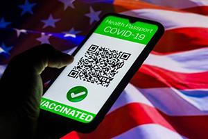 Vaccine Passports tracking