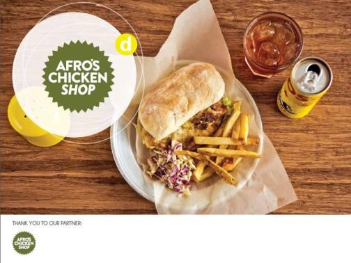 Afro's Chicken Shop