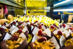 Cupcakes from Roxi Wardman at Spoonful Eatery