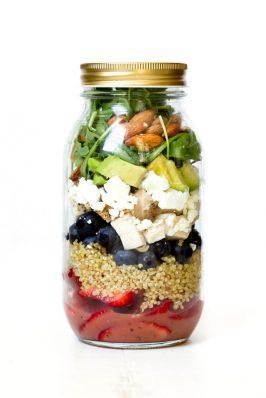 Chicken-Quinoa-Berry-Salad
