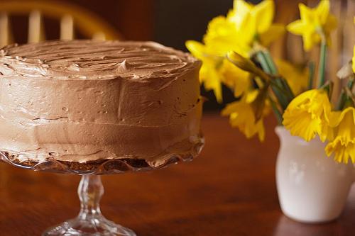 Let Us Eat Cake!
