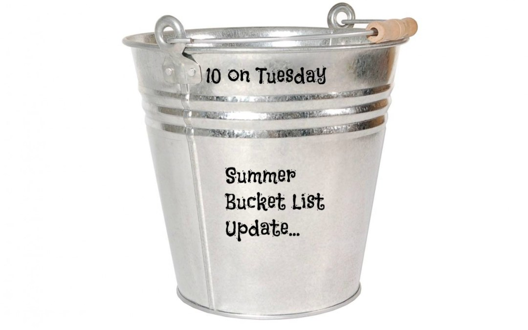 My Bucket is 40% Full
