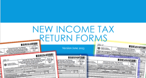 New-ITR-form