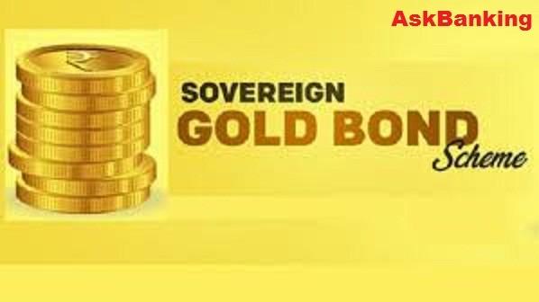 SGB Gold Bond Scheme