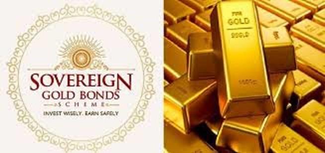 SGBs Sovereign Gold Bonds