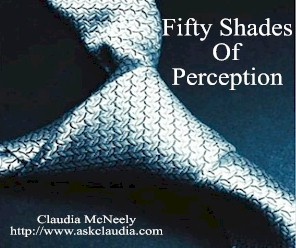 Fifty Shades of Perception of Fifty Shades of Grey