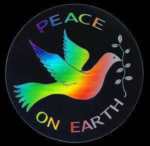 What Is World Peace? by Claudia McNeely