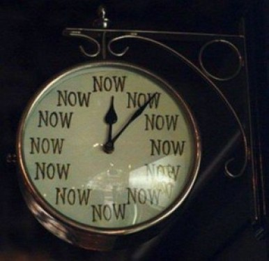 In The Now Or In A Rut? by Claudia McNeely