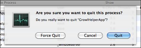 mac activity monitor quit process