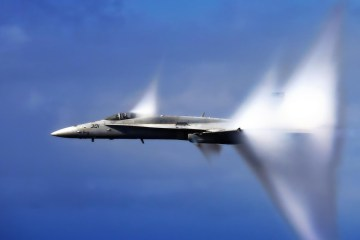 Prędkość samolotu, liczba Macha, prędkość dźwięku