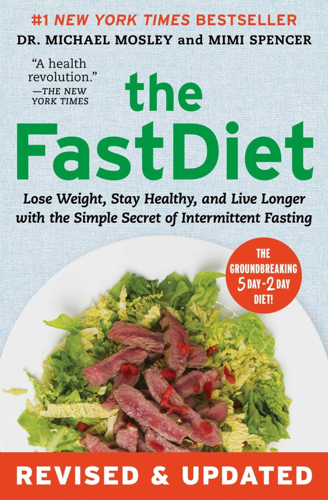 """""""What is the 5:2 Diet intermittent fasting?"""""""