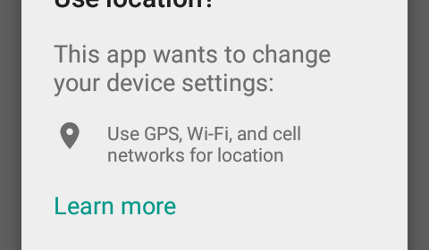 How to get location in Android : Fused Location Provider Api