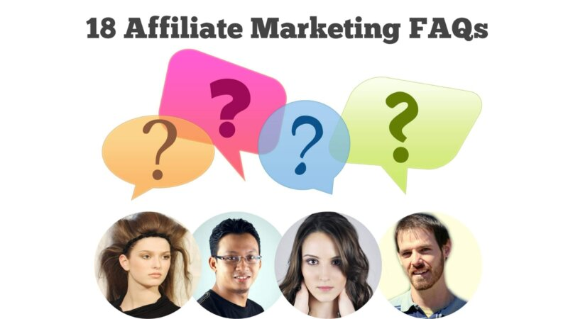 18 Affiliate Marketing Questions and Answers - FAQs in Hindi