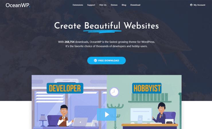 best free wordpress theme for affiliate marketing