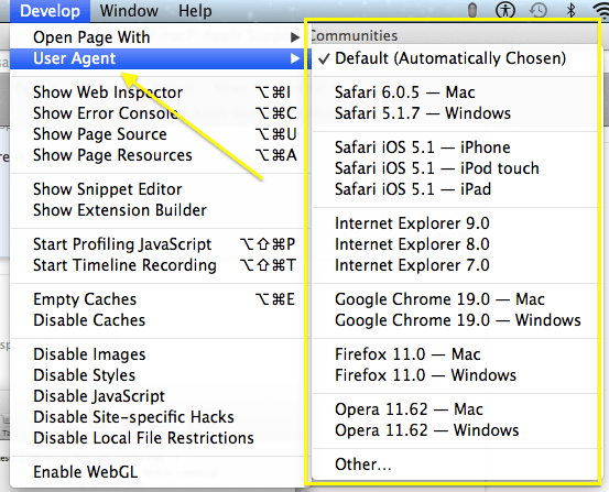 How to Change Safari to Internet Explorer or Another Browser