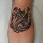 6 Horse And Horseshoe Tattoo Ideas