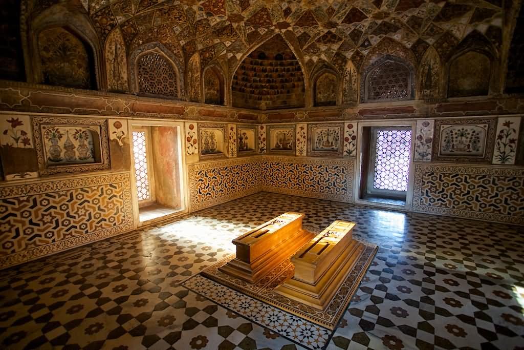Image result for taj mahal inside