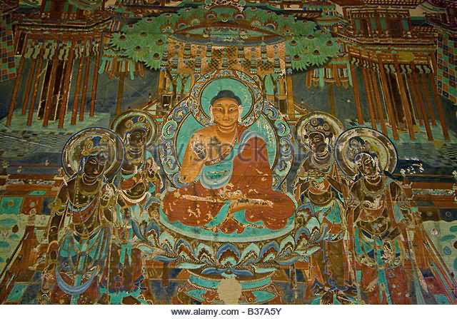 30 Most Incredible Photos And Pictures Of Mogao Caves