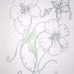 18 Awesome Flower Tattoo Designs
