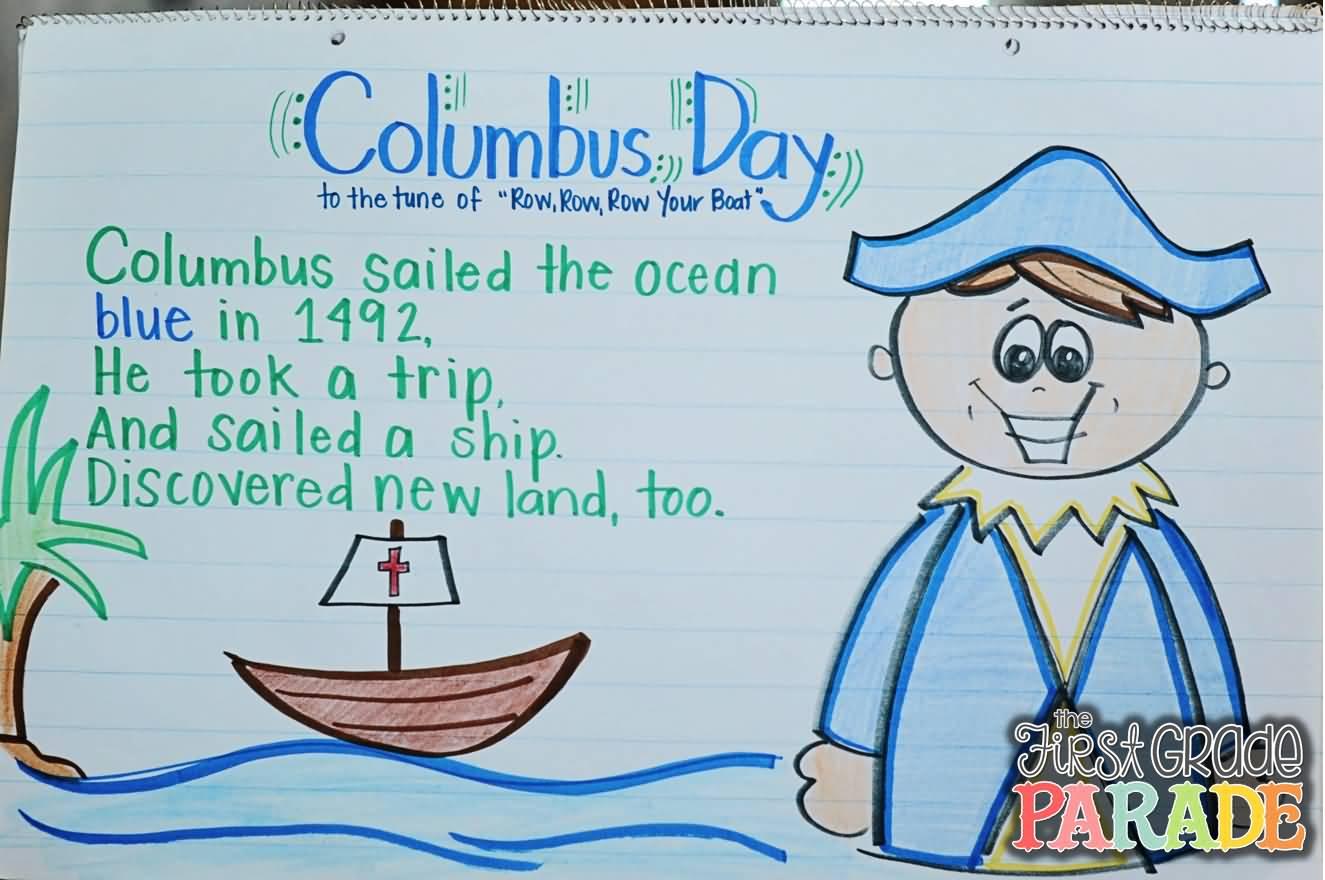 Voyages Of Columbus Worksheet