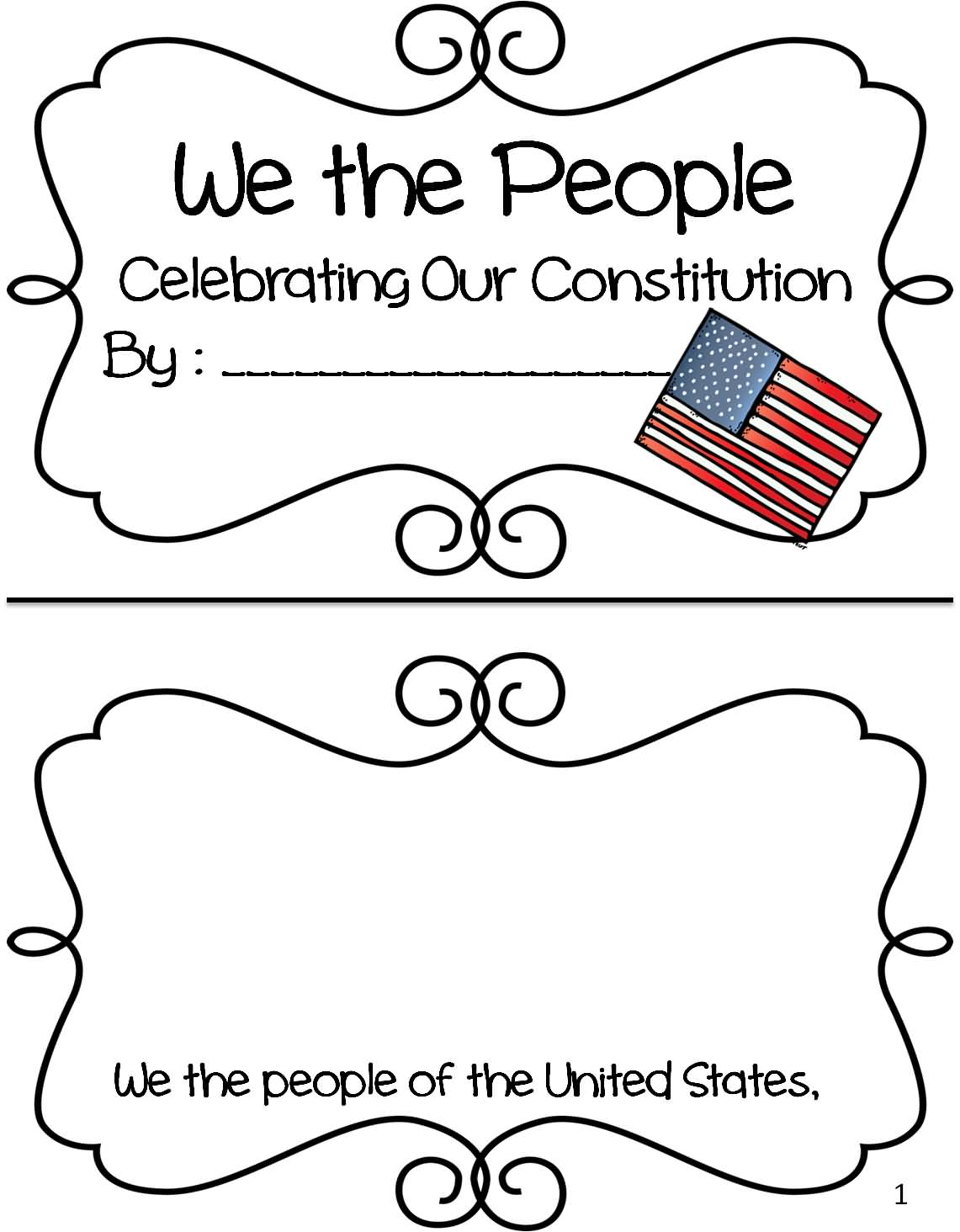 35 Beautiful Constitution Day Greeting Pictures And