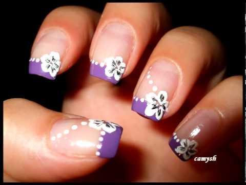 Purple Nail Art 11 Searches