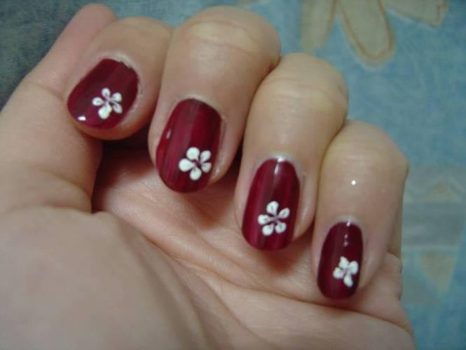 Get Ations Easy Flower Nails Art Day Night Fl Design Fall Tutorial Cute Dotting Tool Short Nail