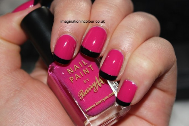 Have Glowing Looking Nails With This Elegant French Tips Using Light Pink As Base