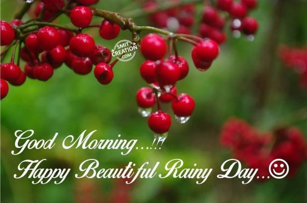 Rainy good morning wallpaper for mobile shareimages rainy morning greetings image collections card design simple m4hsunfo